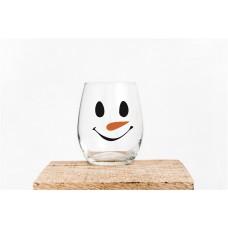 Snowman Face Style 1
