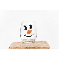 Snowman Face Style 2