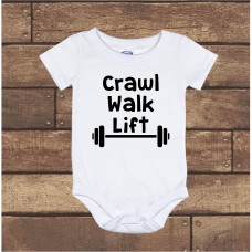 Crawl Walk Lift