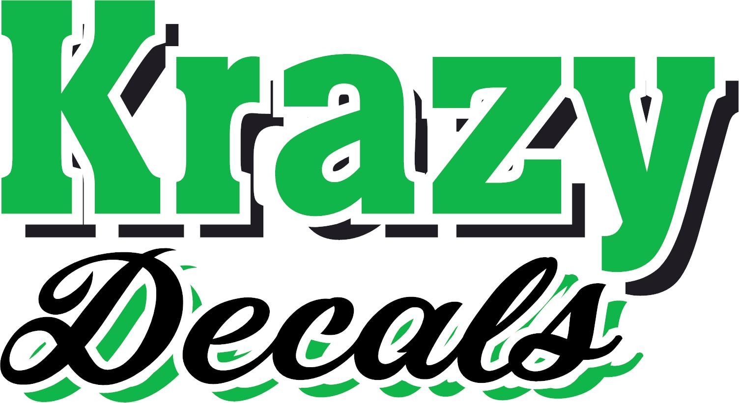 Krazy Decals